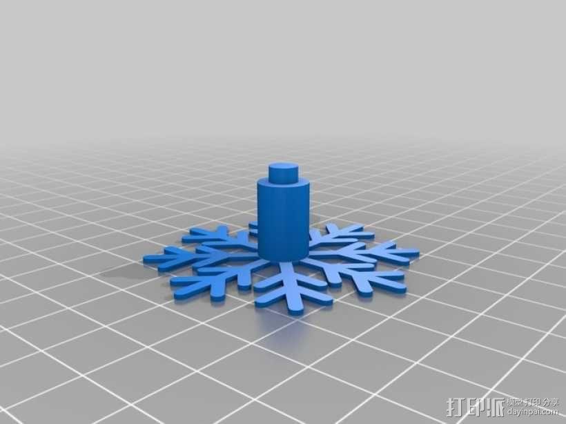 圣诞树 3D模型  图9