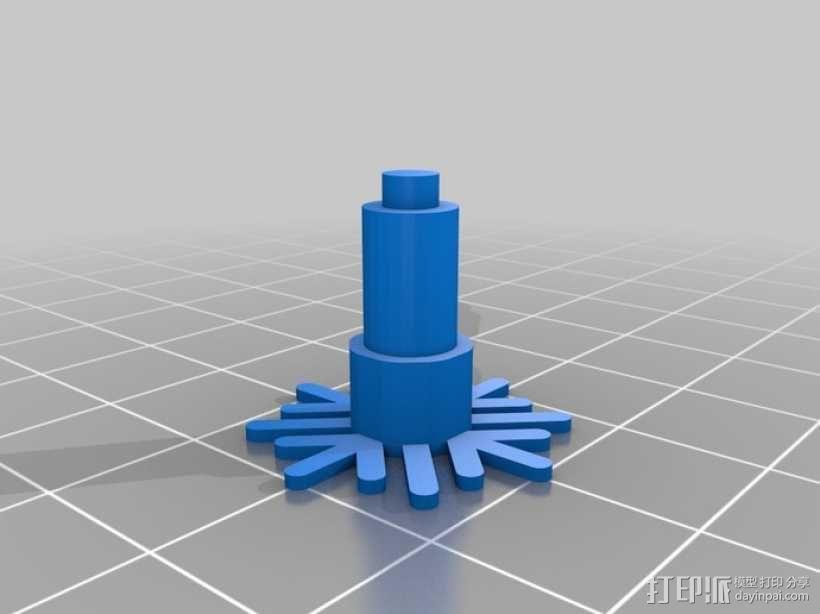 圣诞树 3D模型  图12