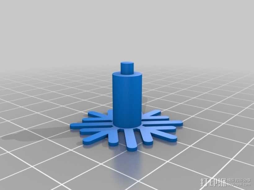圣诞树 3D模型  图11