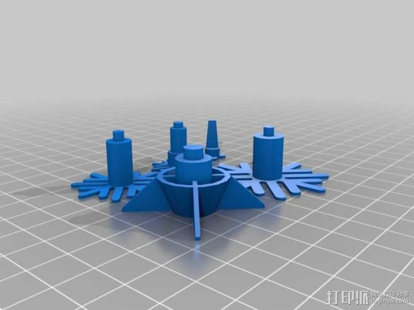 圣诞树 3D模型  图14