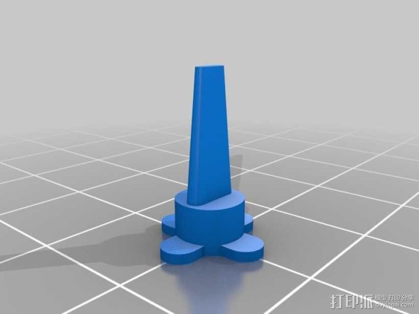圣诞树 3D模型  图13