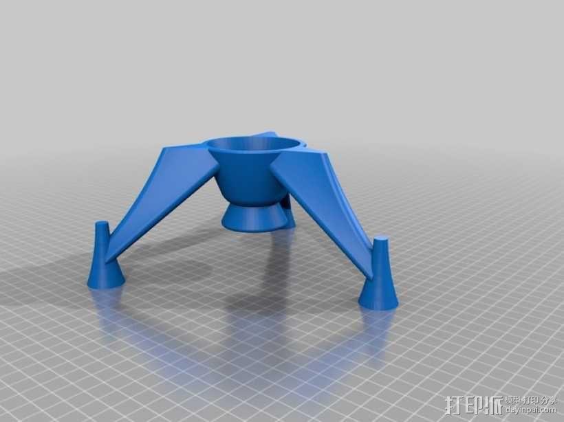 火箭 模型 3D模型  图11