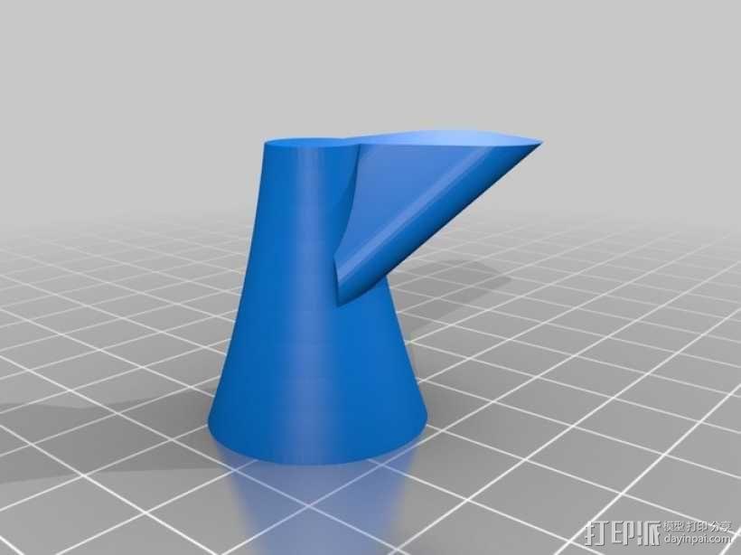 火箭 模型 3D模型  图12