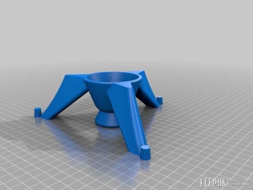 火箭 模型 3D模型  图13