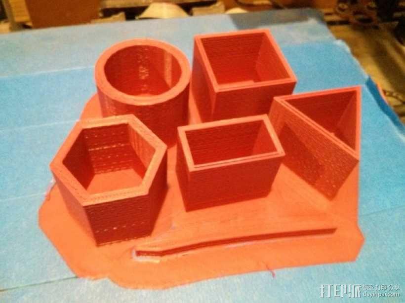 沙模 3D模型  图2