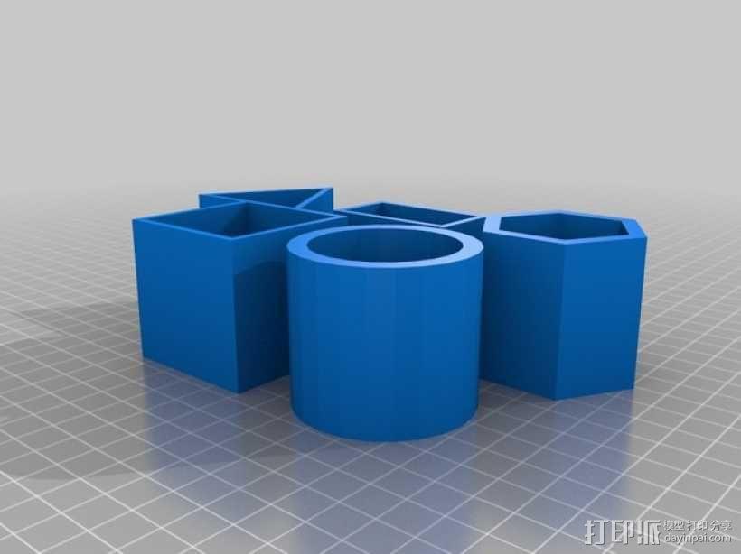 沙模 3D模型  图3