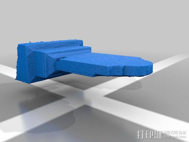 纪念碑 模型 3D模型  图4