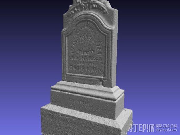 纪念碑 模型 3D模型  图7
