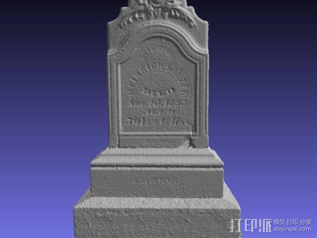 纪念碑 模型 3D模型  图6