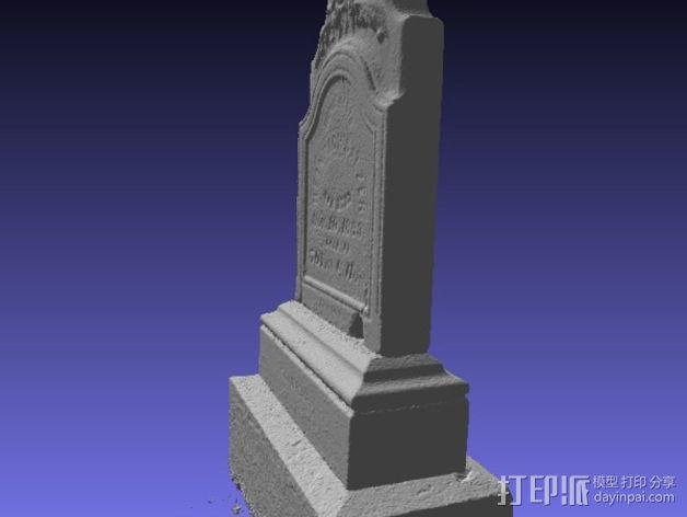 纪念碑 模型 3D模型  图8