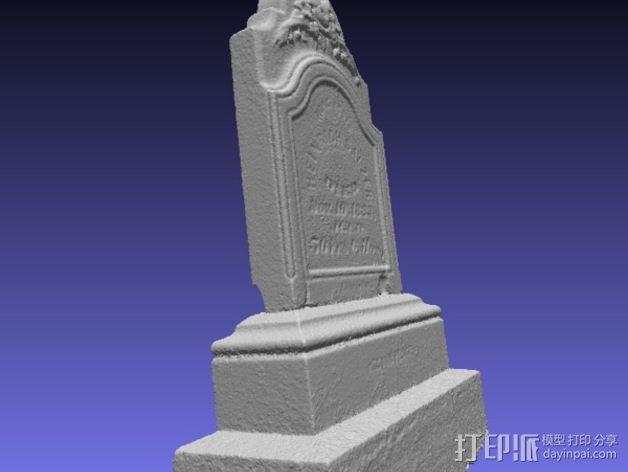 纪念碑 模型 3D模型  图9