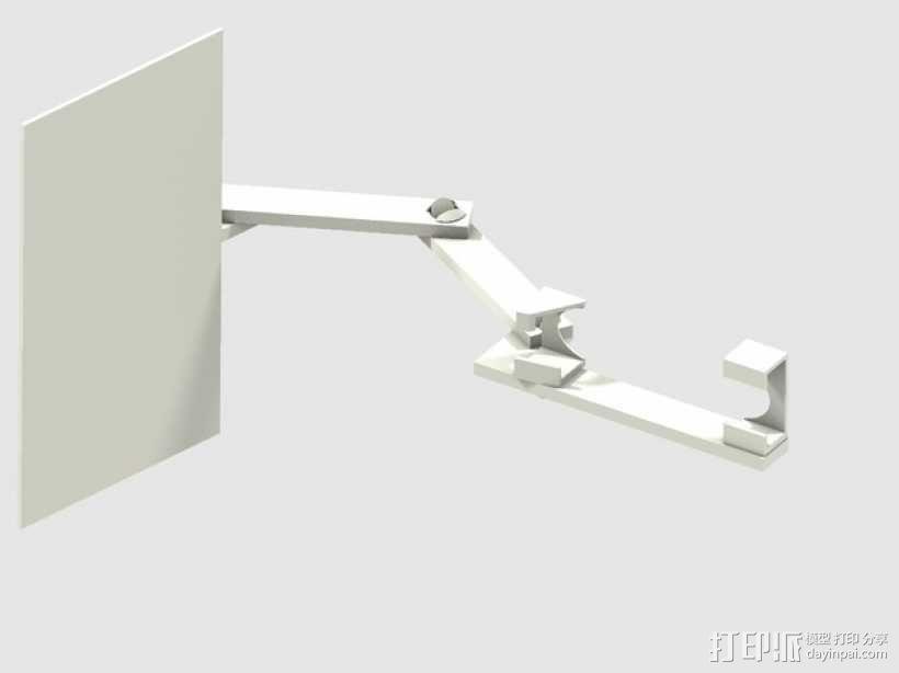 谷歌自拍眼镜 3D模型  图2