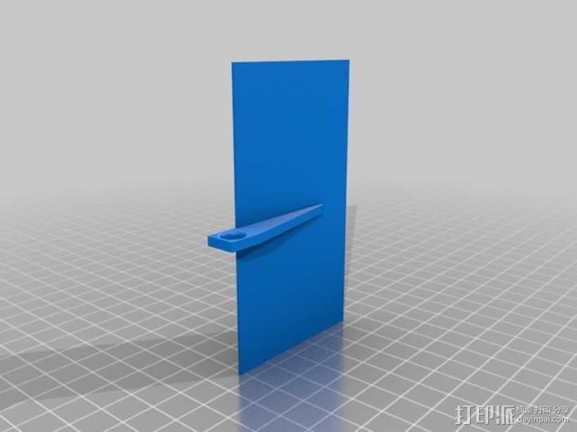 谷歌自拍眼镜 3D模型  图5