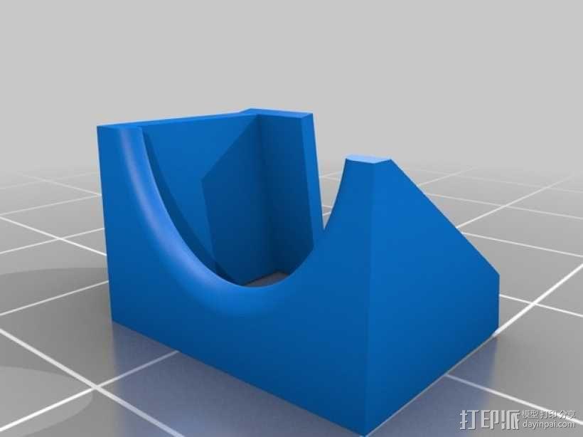 谷歌自拍眼镜 3D模型  图6