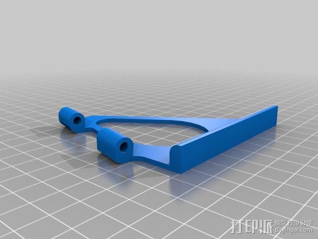 自行车形名牌 3D模型  图4