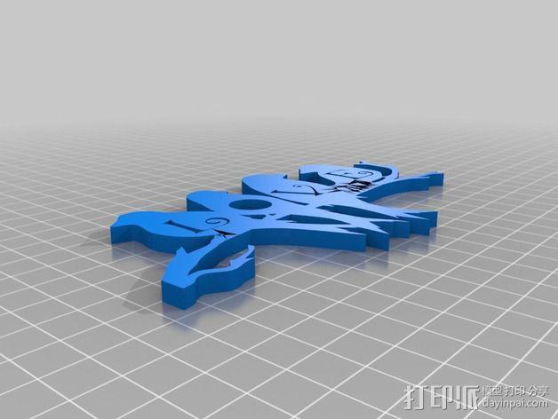 爱情鸟 模型 3D模型  图1