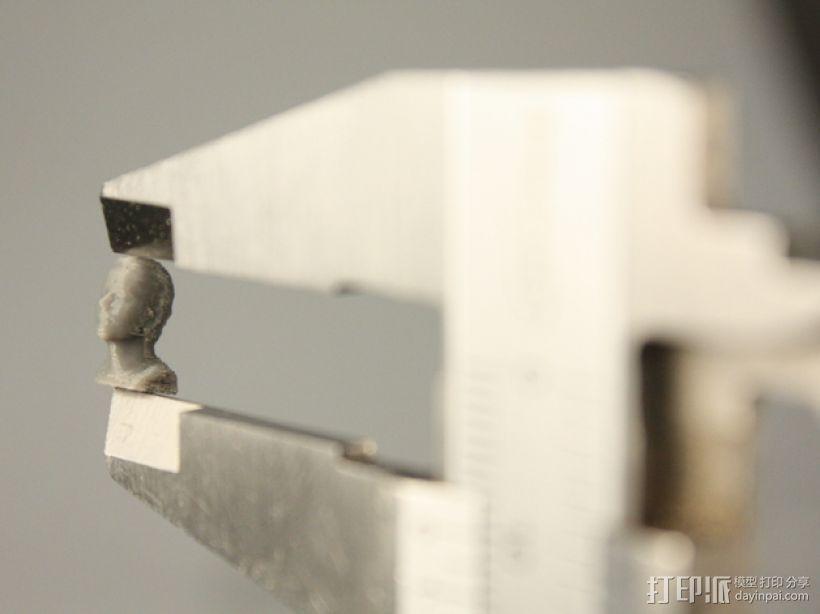马尔切洛 雕塑模型 3D模型  图1