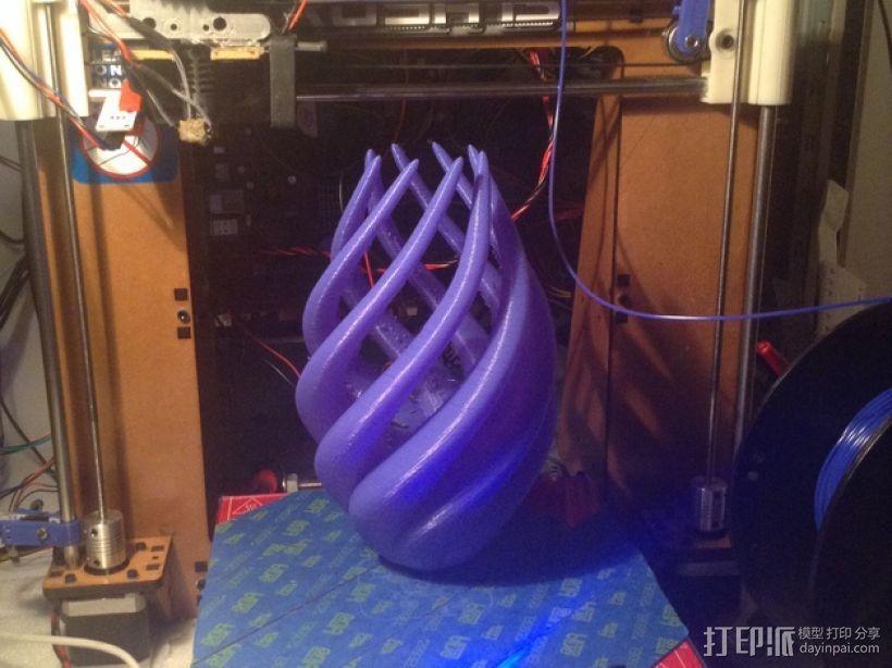 花瓶 3D模型  图2