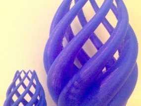 花瓶 3D模型