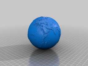 小球  3D模型