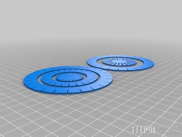 灯泡 3D模型  图5