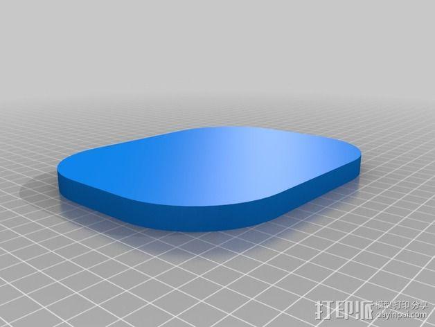 皮卡丘 3D模型  图2