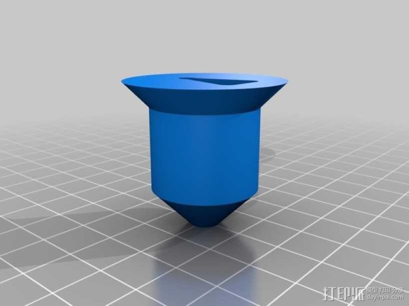 驯鹿头 模型 3D模型  图2