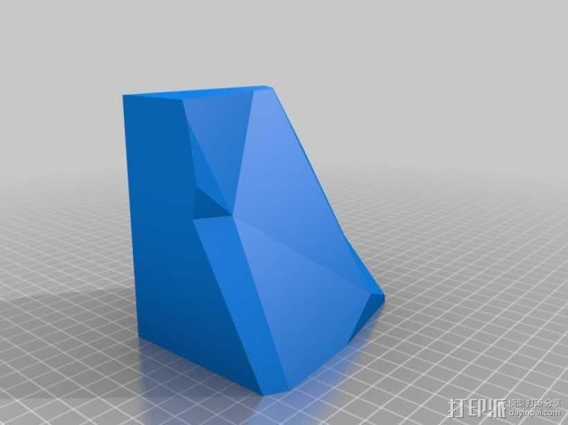 驯鹿头 模型 3D模型  图3