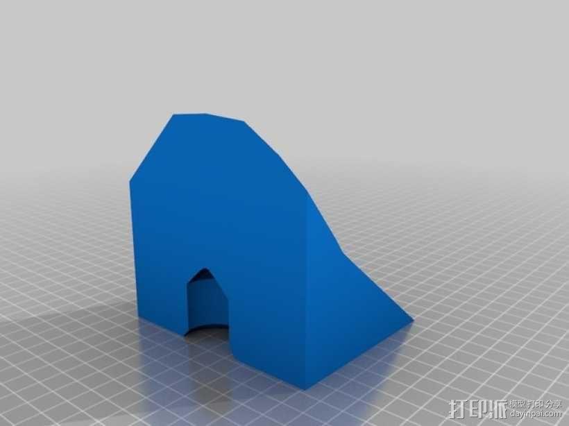 驯鹿头 模型 3D模型  图6