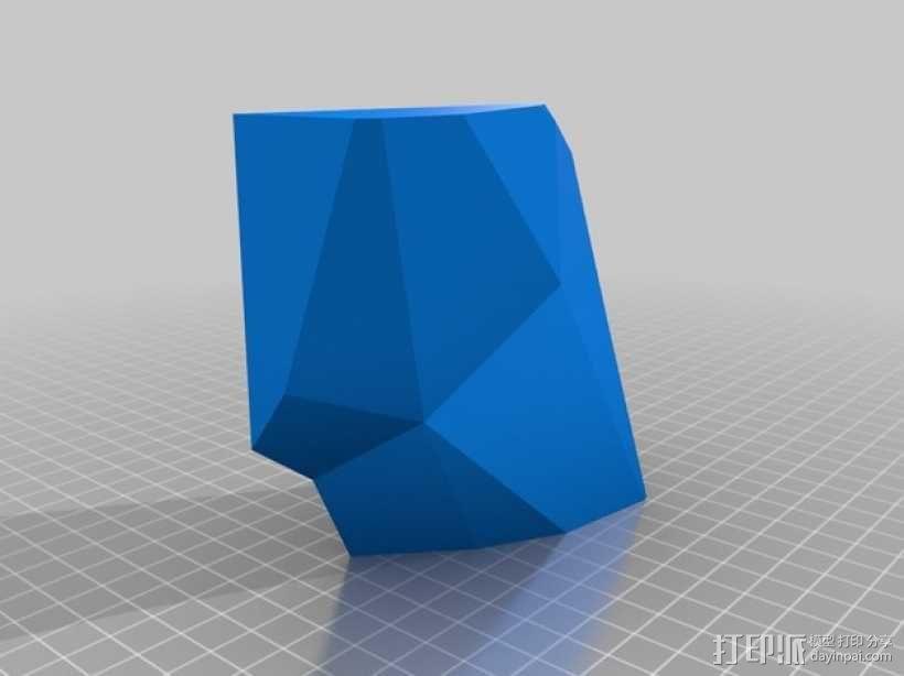 驯鹿头 模型 3D模型  图16