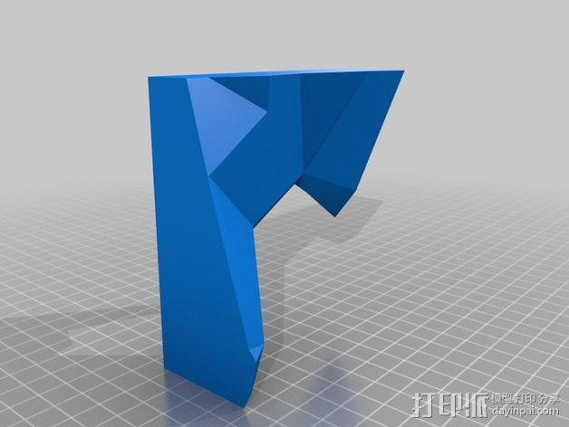 驯鹿头 模型 3D模型  图23