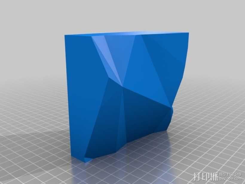 驯鹿头 模型 3D模型  图26