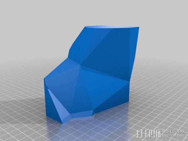 驯鹿头 模型 3D模型  图28