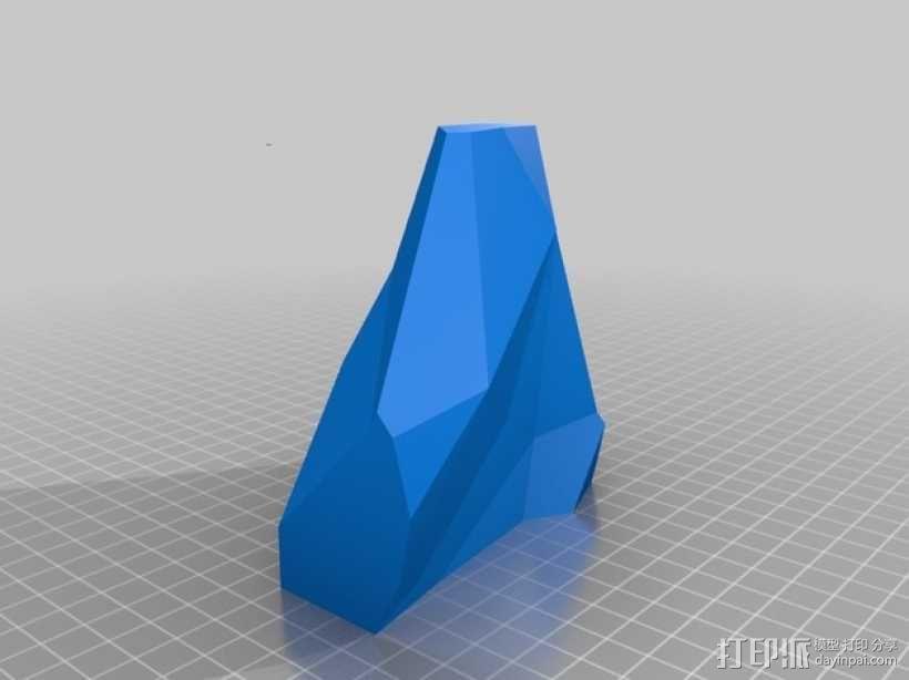 驯鹿头 模型 3D模型  图39