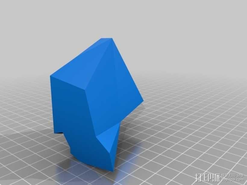 驯鹿头 模型 3D模型  图38