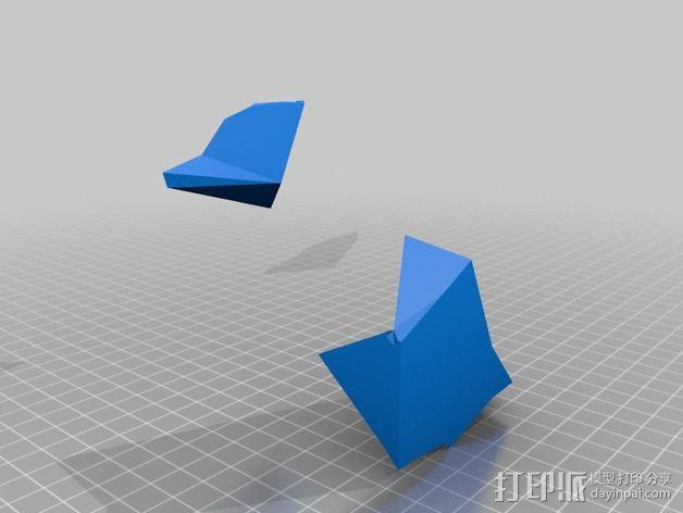 驯鹿头 模型 3D模型  图41