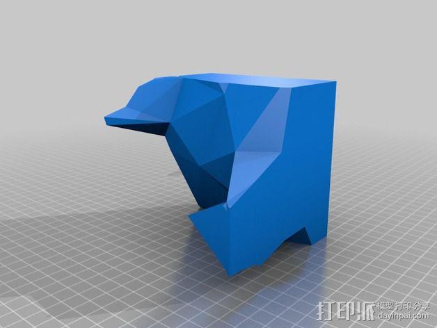 驯鹿头 模型 3D模型  图44