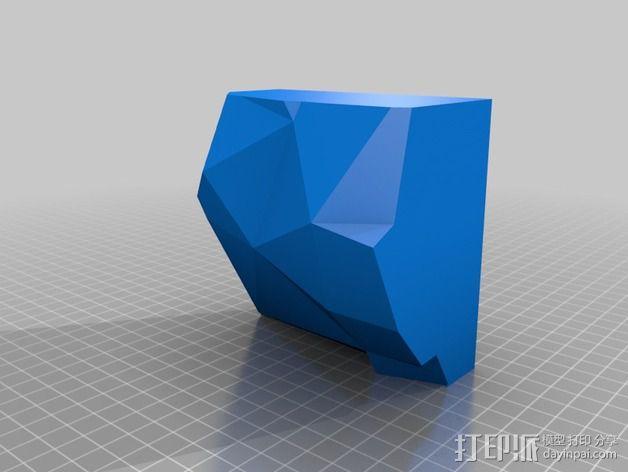 驯鹿头 模型 3D模型  图43