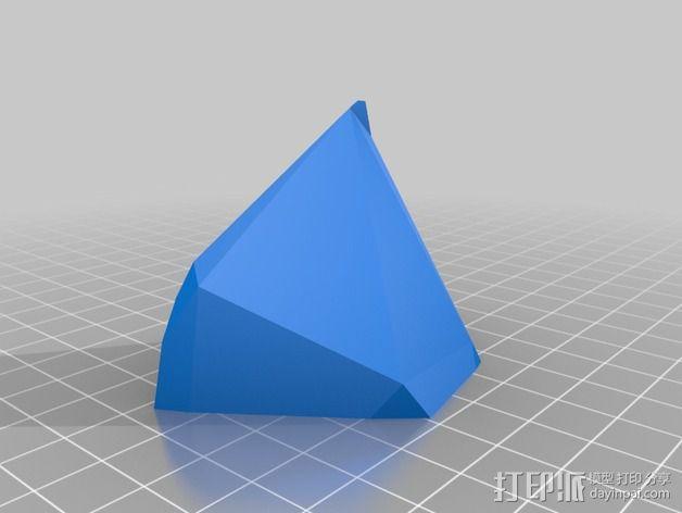 驯鹿头 模型 3D模型  图46