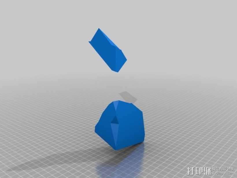驯鹿头 模型 3D模型  图57