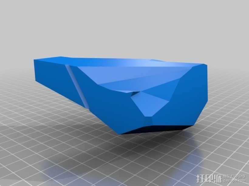 驯鹿头 模型 3D模型  图56