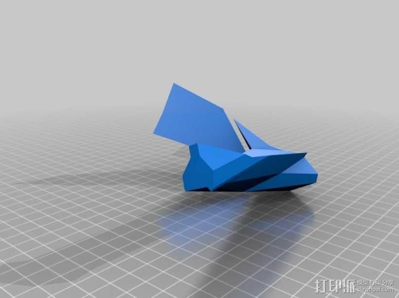 驯鹿头 模型 3D模型  图60