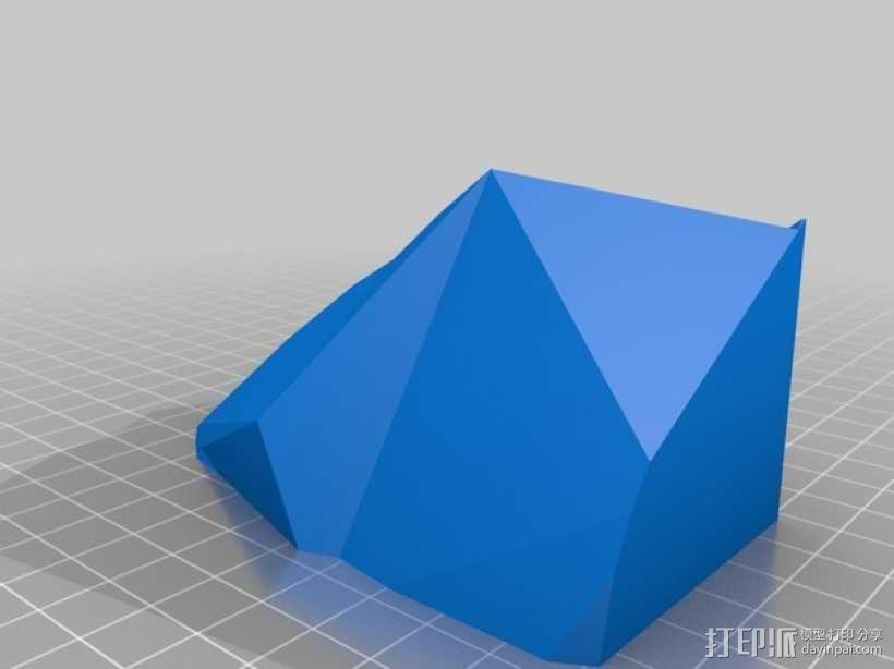 驯鹿头 模型 3D模型  图62