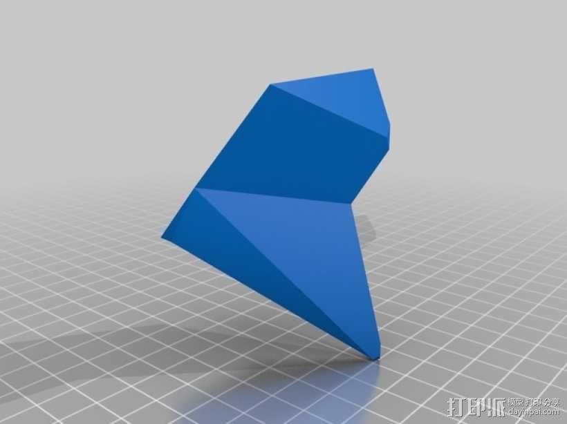驯鹿头 模型 3D模型  图63