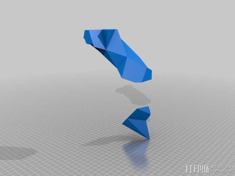 驯鹿头 模型 3D模型  图65