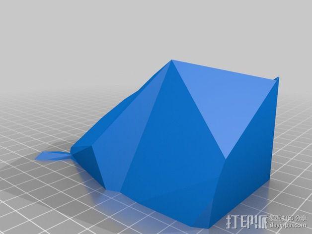 驯鹿头 模型 3D模型  图66
