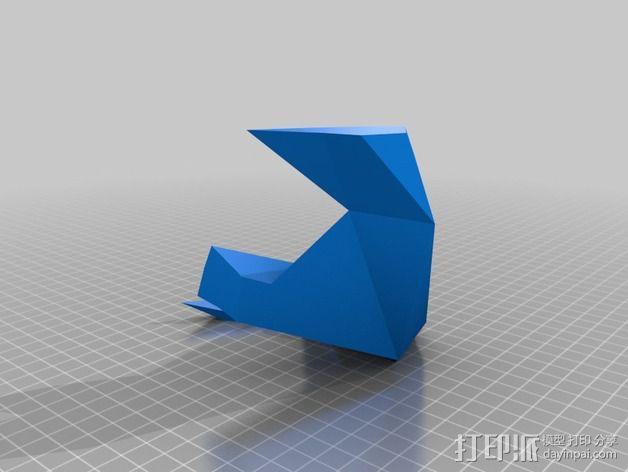 驯鹿头 模型 3D模型  图68