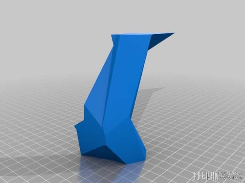 驯鹿头 模型 3D模型  图71