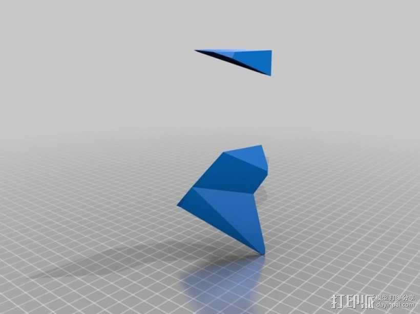 驯鹿头 模型 3D模型  图73