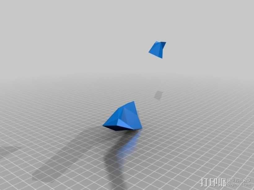 驯鹿头 模型 3D模型  图76